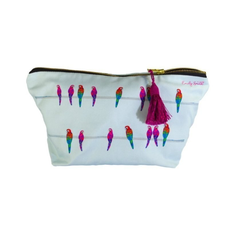 Percy and Penelope Cosmetic Bag