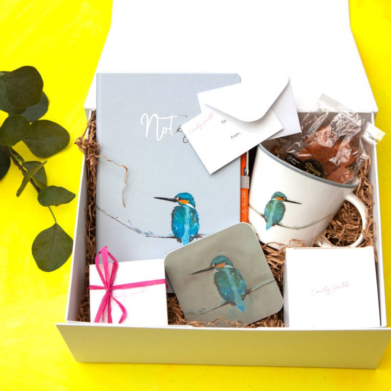 Skyla Kingfisher Gift Box