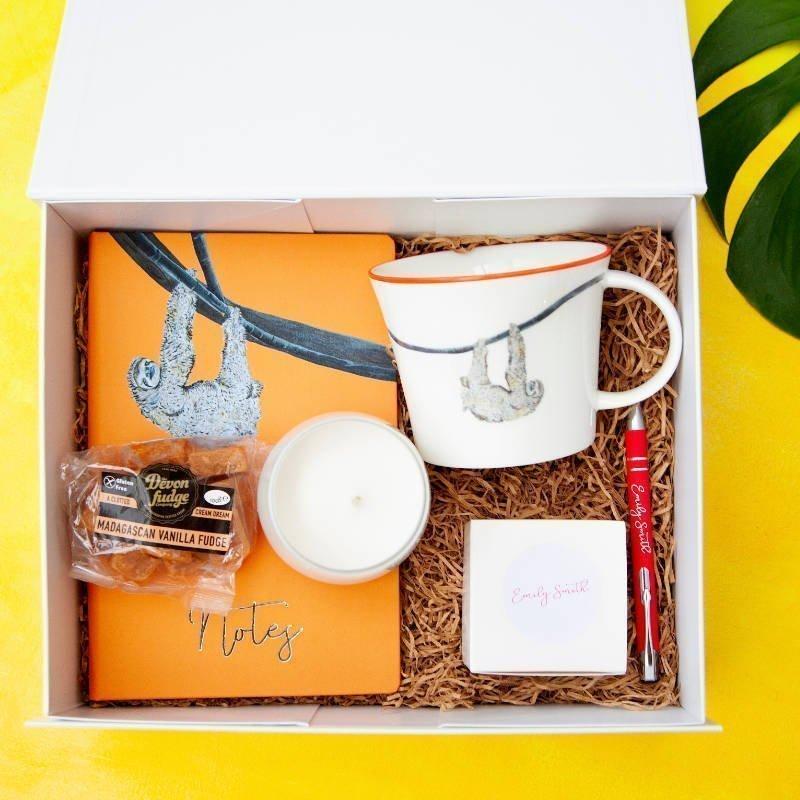 Stella Sloth Gift Box