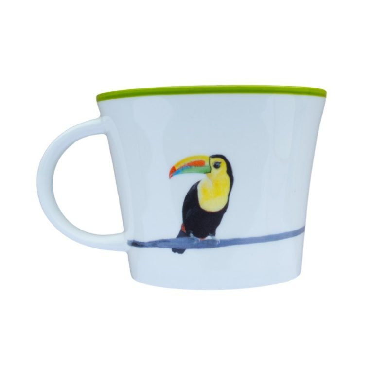 Taj Bone China Mug