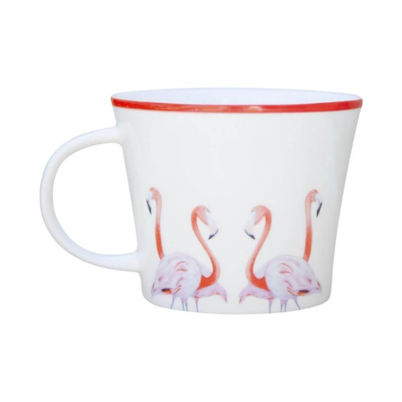 Flossy & Amber Bone China Mug