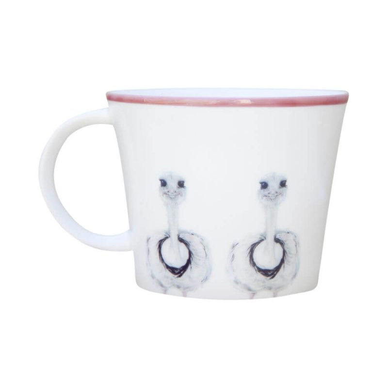 Camilla Bone China Mug